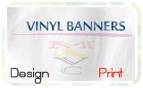 Vinyl Banners design order studio